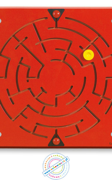 Kącik dla dzieci - gra ścienna