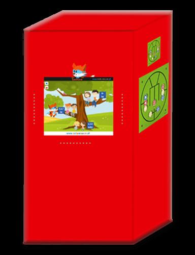 Interaktywny kącik dla dzieci- W4S