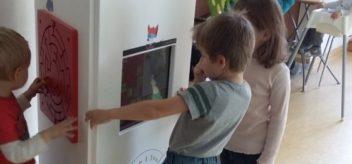 Kącik dla Dzieci w Kawiarni